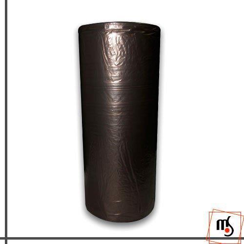 Fábrica de lona plástica preta