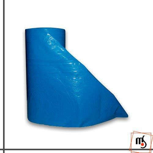 Lona plástica azul